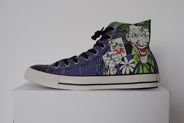 Новая коллекция Converse