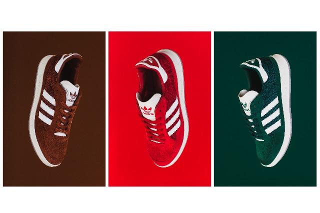 Adidas Originals: Suisse Pack сезона Осень/Зима'14