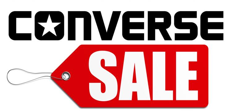 Рождественская распродажа кедов Converse All Star!