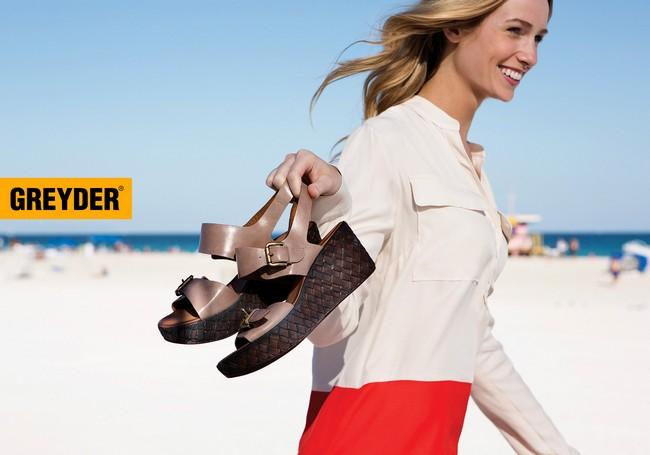 GREYDER - Встречаем летнюю коллекцию обуви!