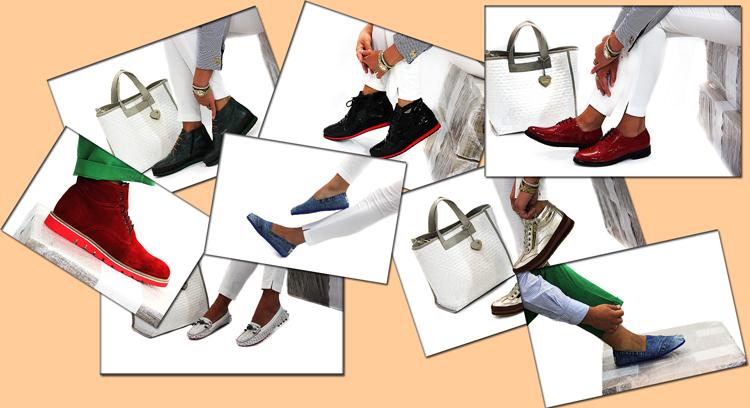 Мини фотосессия обуви