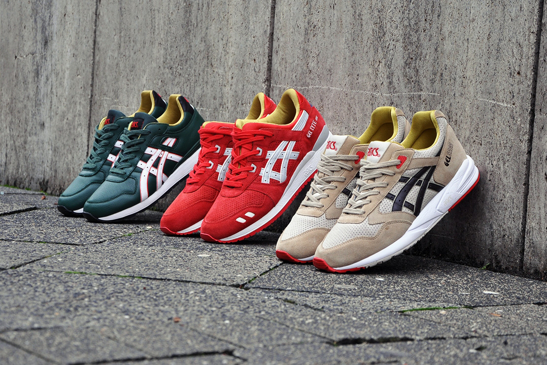 ASICS 'Christmas Pack'