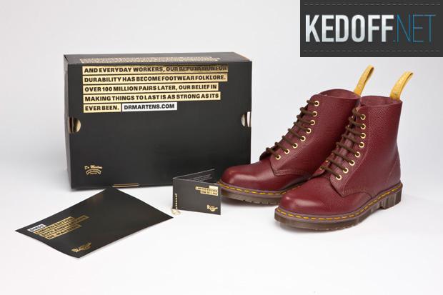 Ботинки Dr. Martens 1460 - культовая обувь на Kedoff.net