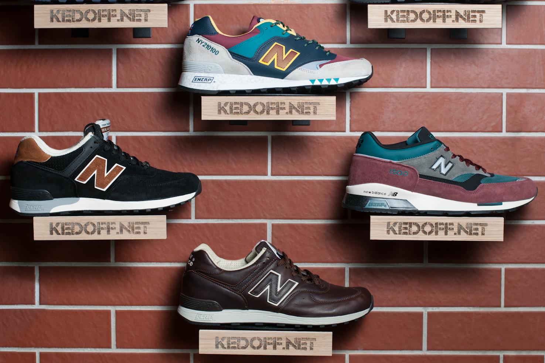 Купить Кроссовки New Balance на Kedoff.net