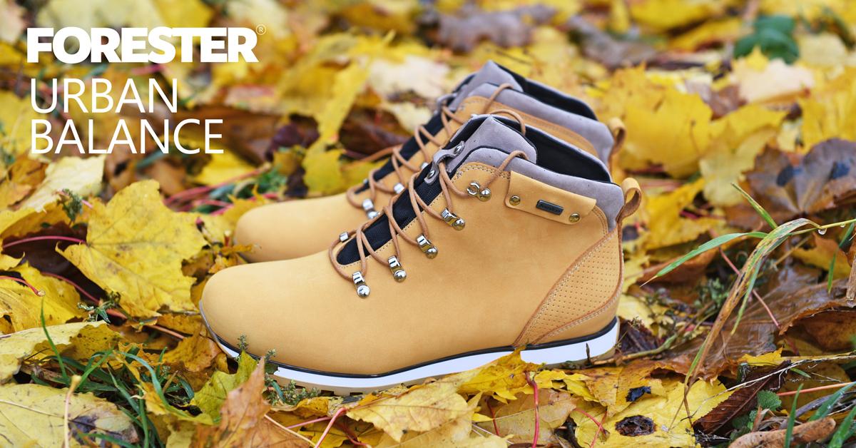 Зимняя обувь Forester Sympatex