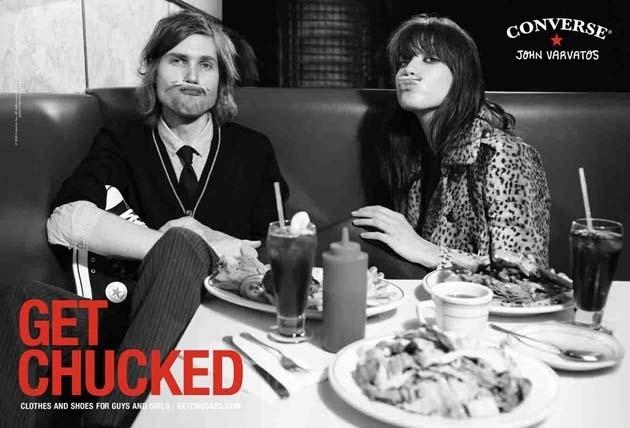 Get Chucked ! Converse 2014