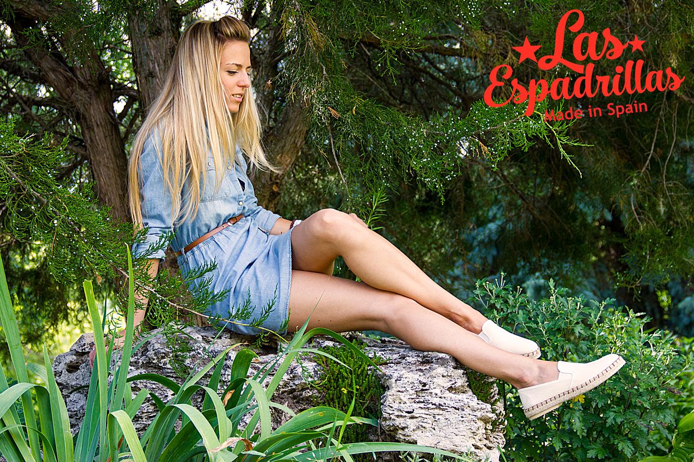 Испанская коллекция летней обуви Las Espadrillas