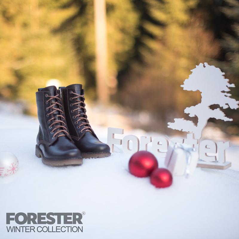 Купить Утепленные ботинки Forester