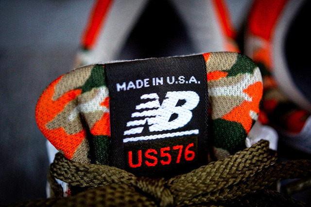 New Balance US 576 Camo Pack