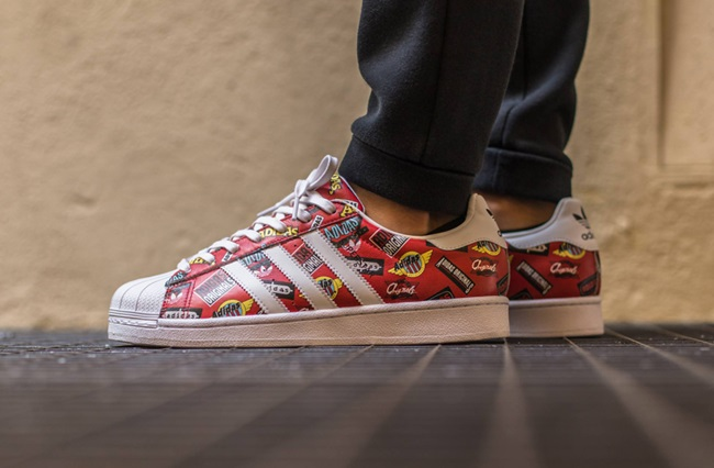 adidas Originals Superstar and Nigo
