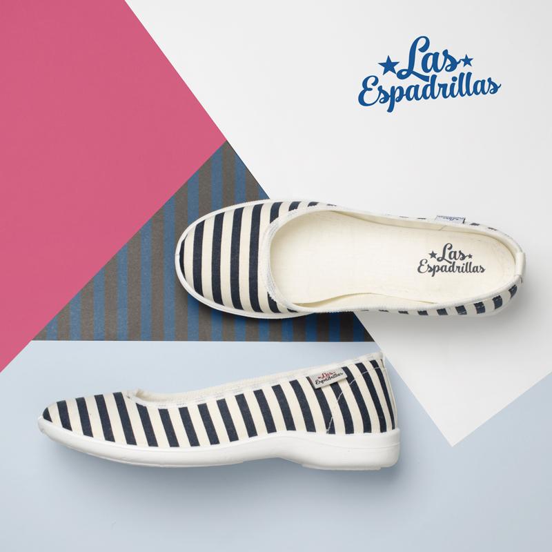 Купить балетки Las Espadrillas