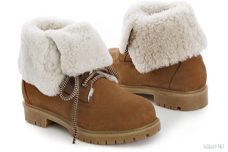 Зимние ботинки Forester