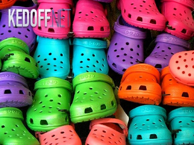 Crocs - универсальная обувь