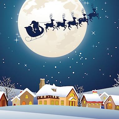 счастливого Рождества и веселого Нового Года