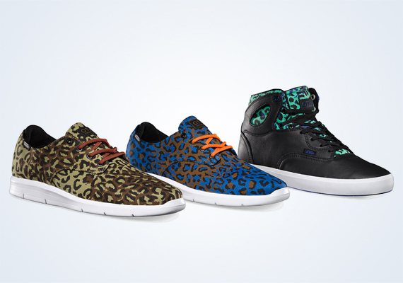 Leopard pack from Vans OTW