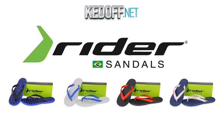 Новые вьетнамки Rider на Kedoff.net