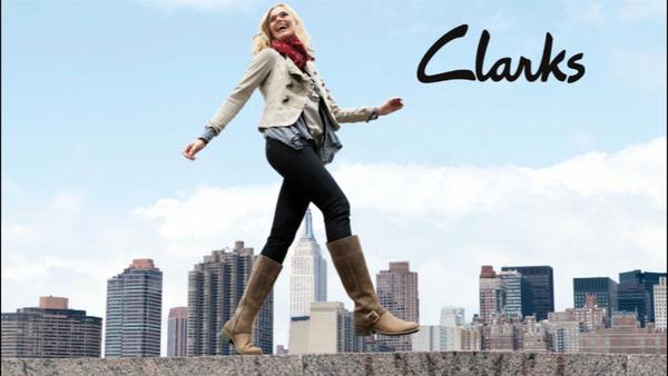 Clarks - как это было