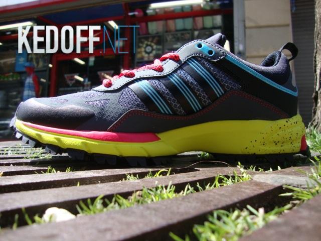 Беговые кроссовки Adidas Response Trail Rerun.