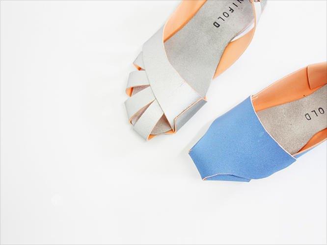 Обувь-оригами
