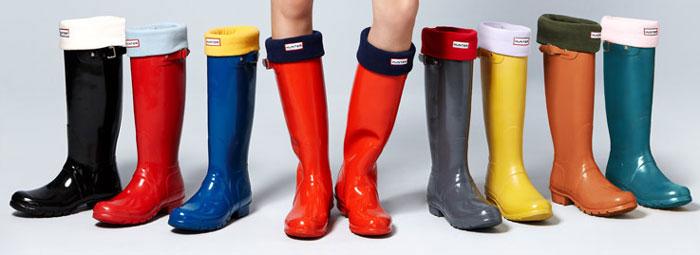 Hunter-обувь-купить-резиновые сапоги