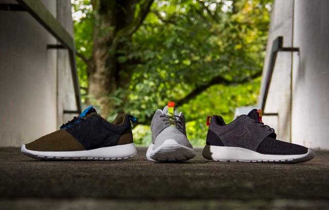 Nike Roshe  Run - новый пак