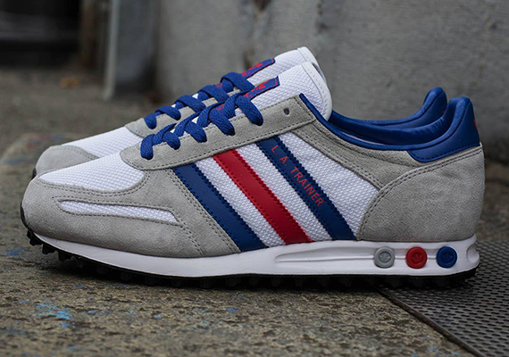 adidas Originals L.A. Trainer – релиз 2013.г