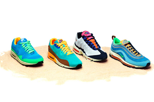 Nike Air Max EM (Beaches of Rio Pack)