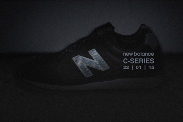 New Balance х Tokyobike 2015 C-Series Collection