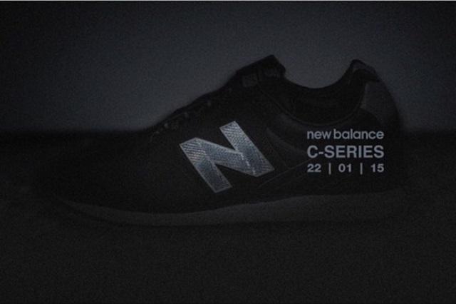 New Balance х Tokyobike 2015 C-Series Collection