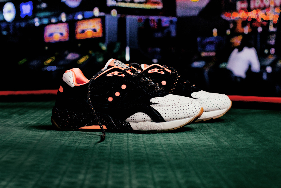 "Новинка от FEATURE X SAUCONY G9 SHADOW 6 ""HIGH ROLLER"""