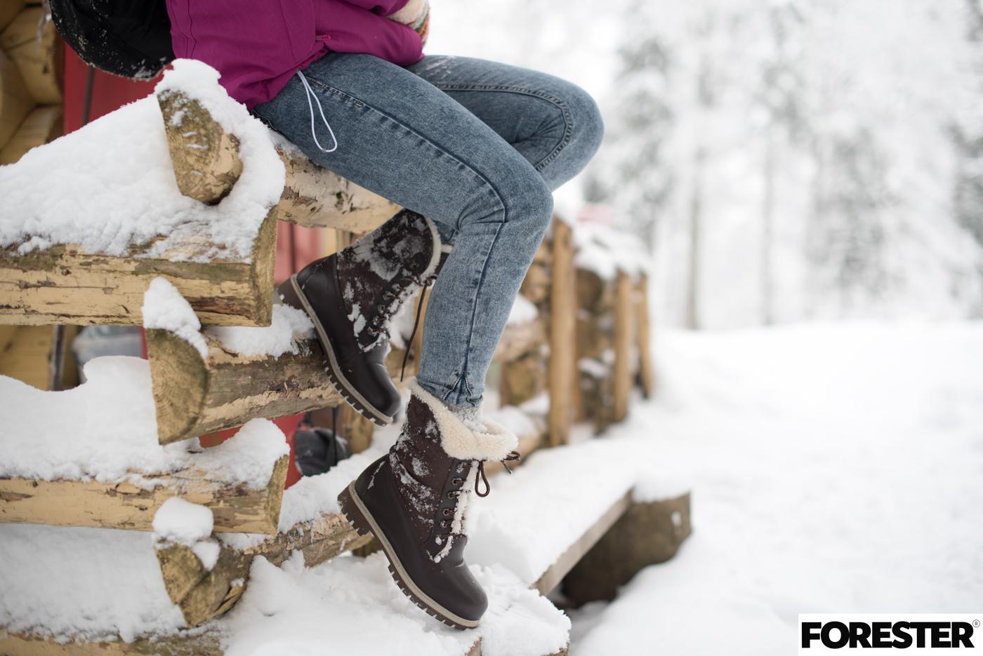 Зимове взуття-Forester