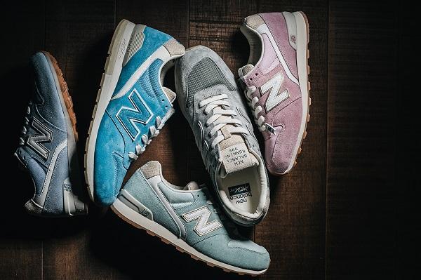 New Balance летняя коллекция