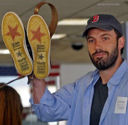 Как американцы относятся к кедам Converse All Star