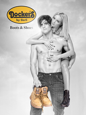Обувь Dockers by Gerli