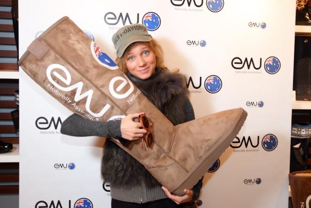 Австралийские валенки EMU от российских дизайнеров