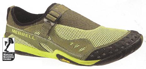 Весенняя коллекция обуви Merrell 2012