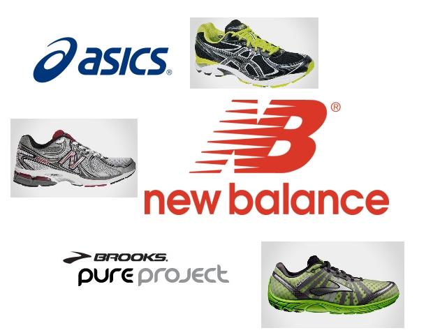New Balance, Asics, Saucony - лучшие беговые кроссовки мира,