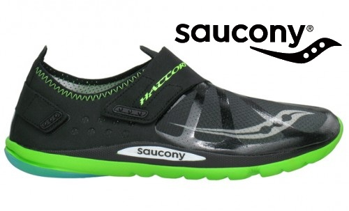 Кроссовки Saucony Hattori ,концепции естественного бега