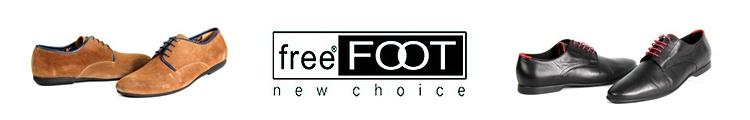 Мужские туфли Free Foot на Kedoff.net