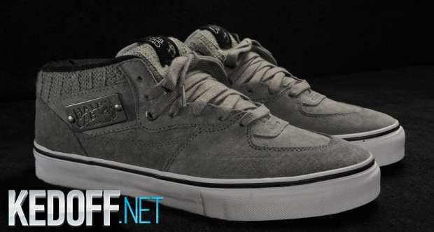 Новая модель Vans Cable Knit Half Cab x Primitive 2012