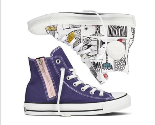Converse – коллекция Осень 2012