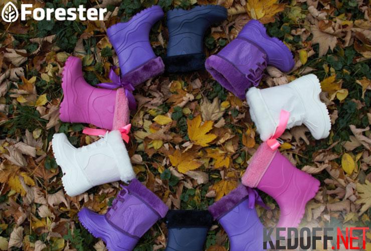 Осень с Forester. Часть 3. Сапоги Forester.