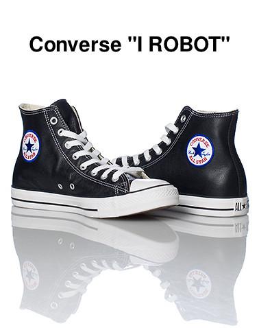 Кожанные кеды Converse 1S581 от Уилл Смита