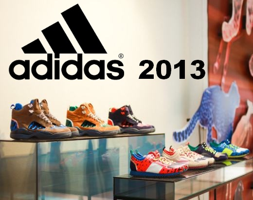 Осенне-зимняя коллекция adidas Originals 2013