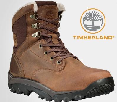 Timberland с новыми зимними ботинками - Front Country Winter Boot
