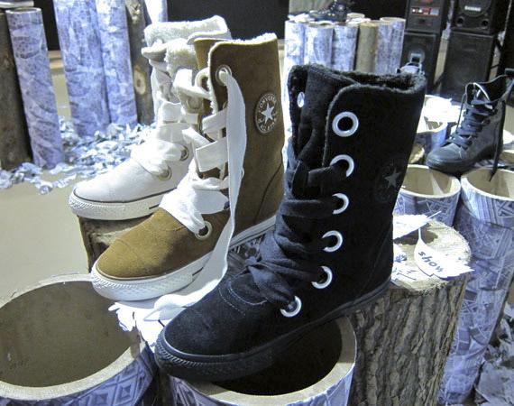 Укротим зиму вместе с Converse!