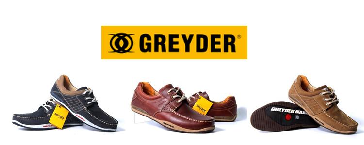 Спортивные туфли от Greyder