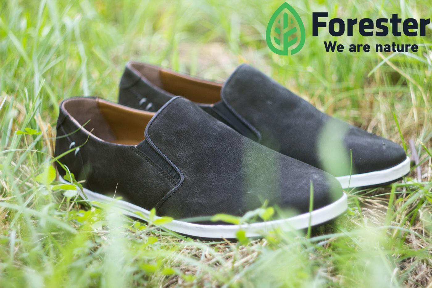 Коллекция комфортной обуви Forester
