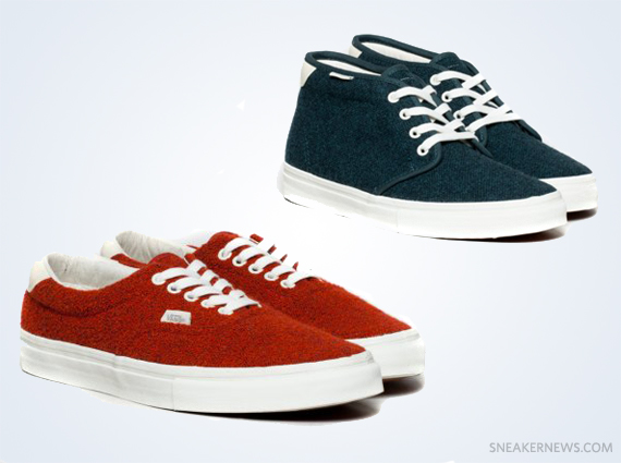 "North Project x Vans x Kvadra - ""Stoflighed"" Pack"