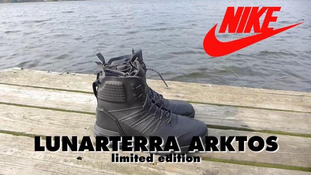 Ботинки Nike LunarTerra Arktos. Покоряем Аляску.